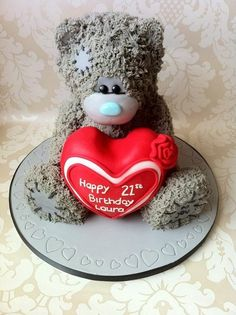 me to you tatty teddy wedding cake topper 1000 images about you to me on cakes 17273