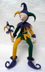 Alan Dart Knitting: April Fool (Simply Knitting UK Mag Issue 105)