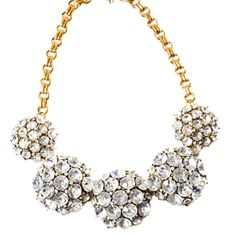 Purple Peridot - Crystal Dome Necklace, $22.99 (http://www.purpleperidot.com/crystal-dome-necklace/)
