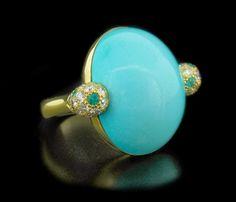 Joia Gems: Nicholas Varney - Elegant Whimsical Jewels
