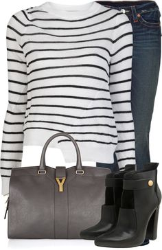 """street chic #13"" by lulu-belle-love on Polyvore"