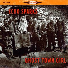 Discovered a new band that I love! Echo Sparks. They have a real folk, rock 'n roll, country hybrid feel with great harmonies. Love, love, love!