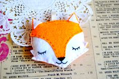 Etsy - Shop for handmade, vintage, custom, and unique gifts for everyone Jolie Photo, Woodland, Fox, Crochet Hats, Couture, Etsy, Vintage, Photos, Feltro