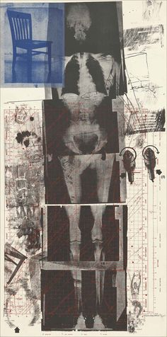 Robert Rauschenberg · Self Portrait | Booster · 1967 · MoMA · New York
