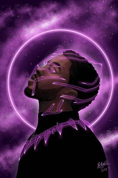 Chadwick Boseman Black Panther by jumqwt74jagry7 on DeviantArt