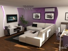 Best Living Rooms at Stylish Eve in 2013