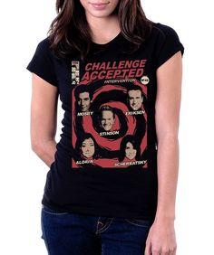 Blusa Feminina Challenge Accepted - Oba! Shop - camisetas, babylooks, acessórios, música e arte