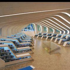 Bibliotek, Norge!