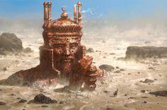 King's Tomb by YONG - YongSub Noh - CGHUB