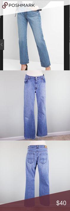 Women's Clothing Vintage 1990s Blue Jeans La Blues Skinny Lightwash Jeans Size S 2 Lovely Luster