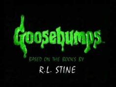 Sigla della serie TV #Goosebumps (Piccoli Brividi).