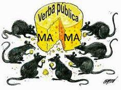 EDGAR RIBEIRO: A LISTA DAS VERBAS PÚBLICAS DESVIADAS PELOS RATOS ...
