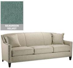 Custom Rockford Sofa