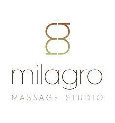 Logo Design by Nicole Roberts for Milagro Massage Studio