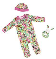 vera bradley baby clothes - Google Search