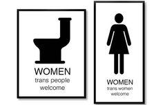 145 Gender Neutral Restrooms Ideas Gender Neutral Gender Restroom