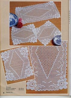 1000 Images About Filet Crochet On Pinterest Filet