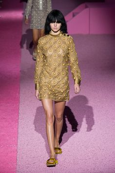Marc Jacobs at New York Spring 2015