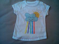 Camiseta nube