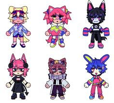 Art Central, Cute Fantasy Creatures, Goth Art, Epic Art, Cartoon Art Styles, Character Design Inspiration, Furry Art, Aesthetic Art, Doodle Art
