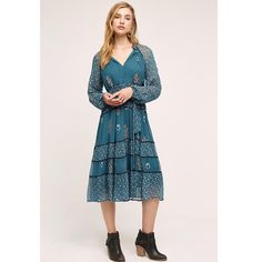 I just discovered this while shopping on Poshmark: Anthropologie Eliza Tiered Peasant Dress   NWT. Check it out!  Size: XSP
