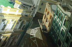 "Saatchi Online Artist Matthew Carter; Painting, ""Untitled (5)"" #art"