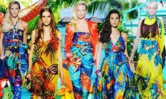 Follow the #tropical #trend and bring in some #sunshine into your wardrobe with one of our #colourful #scarf and wear it in #creative ways #styleoftheday #love #photooftheday #beautiful #holidays #trending @bhavna @bhavnafashion
