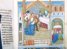 Book of Hours, MS M.1001 fol. 54r - Images from Medieval and Renaissance Manuscripts - The Morgan Library & Museum