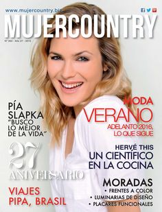 Revista Mujer Country Nº 263 - Octubre 2015