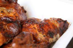 Holy Pollo's recipe for Pollo a la Brasa (Peruvian Roasted chicken) using authentic ingredients