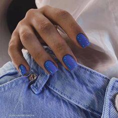 Gel Shellac Nails, Cute Gel Nails, Short Gel Nails, Chic Nails, Stylish Nails, Nail Manicure, Swag Nails, Pretty Nails, Daisy Nails
