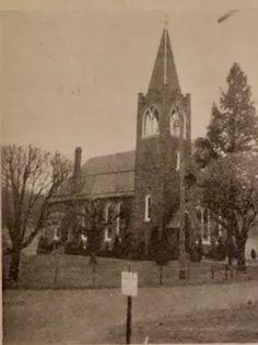 St. John Lutheran Church Ridge Valley 1943.