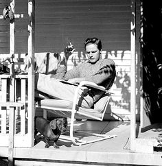 Marlon Brando photographed by Edward Clark, Marlon Brando, Julius Caesar 1953, Edward Clark, Streetcar Named Desire, Dazed And Confused, Guys And Dolls, American Actors, Live Action, Old Hollywood