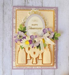 Today I am sharing some more samples I made for the July HSN show. These Tassle and Fringe dies were so much fun! Anna Griffin Inc, Anna Griffin Cards, Victorian Halloween, Holding Flowers, Flower Basket, Christmas Birthday, Tim Holtz, Scrapbooking Layouts, Pattern Paper