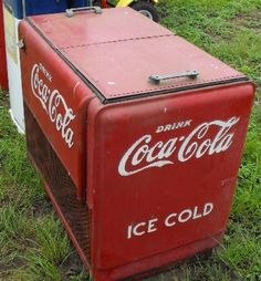 1000 images about coca cola on pinterest vending for 1 door retro coke cooler