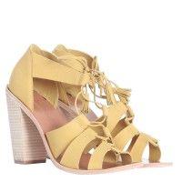 Heel Tassel Sandal #zimmermangoesto