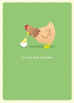 For Baby - Mother Hen by Jerrod Maruyama, via Flickr