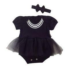 Fantasia para bebês no Carnaval (Menina)