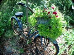 We will have garden bikes for sale at the 127 longest yard sale 2013 Cross ville TN