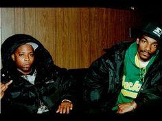 Nate Dogg and Snoop Dogg