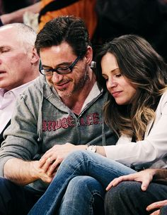 Robert and Susan (: Robert Downey Jr., Susan Downey, Beautiful Men, Beautiful People, Tyler Hoechlin, Downey Junior, Tony Stark, What Is Love, Candid