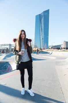 Street Style Woman