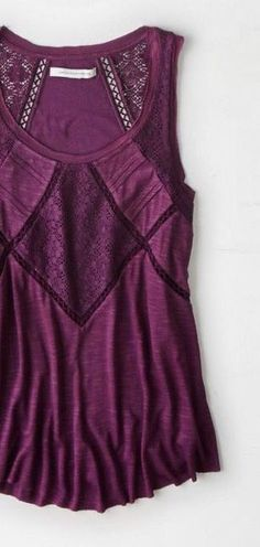 SF Stylist - I like some color but on tanks need with smaller arm holes as my bra often shows!