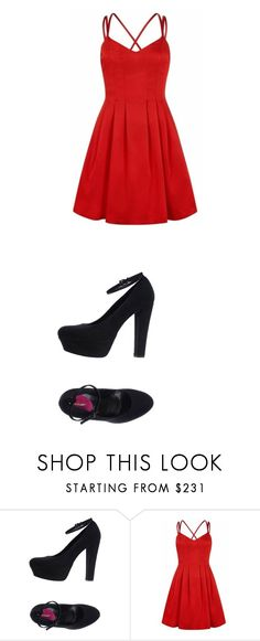 """""""Untitled #1350"""" by laurie-egan on Polyvore featuring Alberto Moretti"""