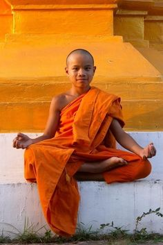 The Lao way of life is strongly influenced by Theravada Buddhism, which emphasizes patience and acceptance: