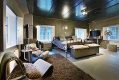 QL Hotel Herangtunet Boutique hotel Norway. New York suite. #interior #qlhotels
