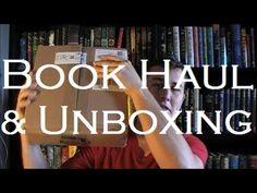 Book Haul & Unboxing [9]
