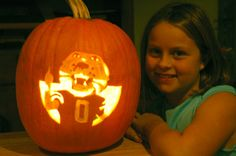 Who's ready for pumpkin carving!? #Willie #Kstate #Wildcats