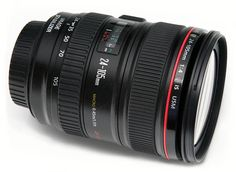 Canon EF 24-105mm L lens. Best all around, but pricey...