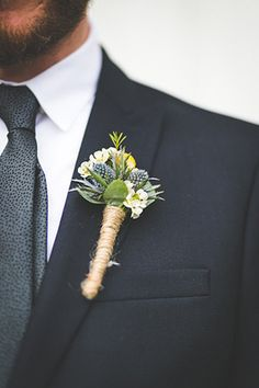 Chic Millhouse wedding by Leanne Keaney Photography   www.onefabday.com